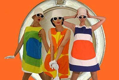 phong cách futuristic phát triển từ trường phái Mondrian