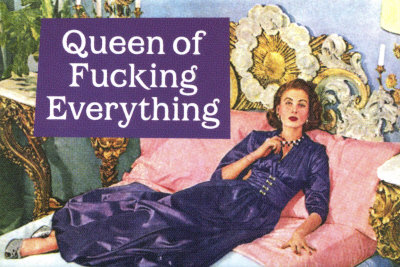 8528~Queen-Posters