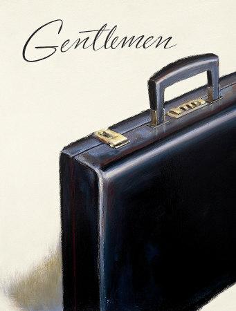 A4092~Gentlemen-s-Attire-Posters