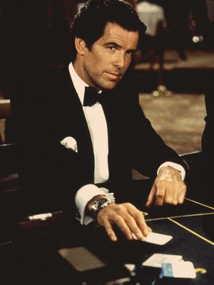 brosnan poker watch