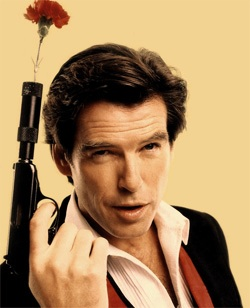 pierce brosnan vanity