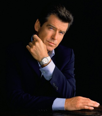 pierce brosnan watch